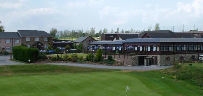 The uk's largest golf resort